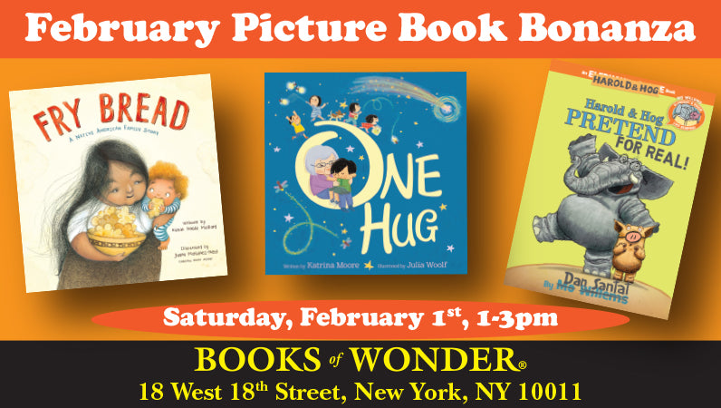 February Picture Book Bonanza