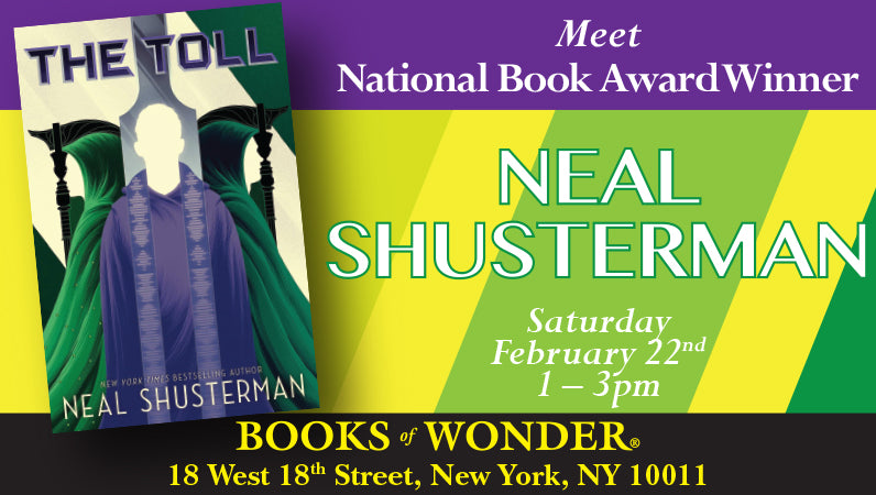 Meet Neal Shusterman