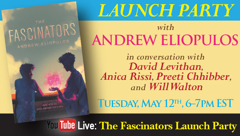 Virtual Launch event for The Fascinators by Andrew Eliopulos
