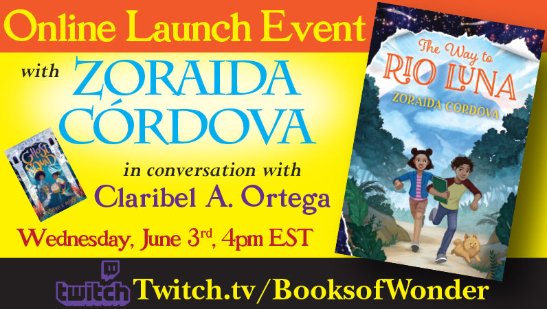 Launch Event for The Way to Rio Luna by Zoraida Cordova