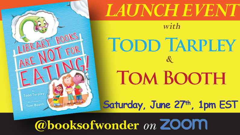 Launch Event with Todd Tarpley and Tom Booth