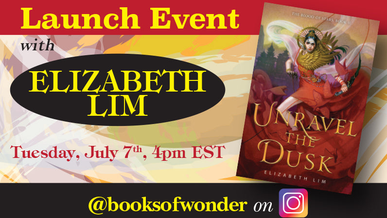 Launch Event for Unravel the Dusk by Elizabeth Lim