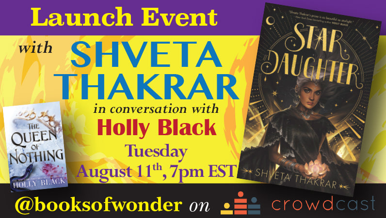 Virtual Launch for Star Daughter by Shveta Thakrar