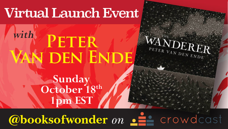 Launch Event for The Wanderer by Peter Van Den Ende