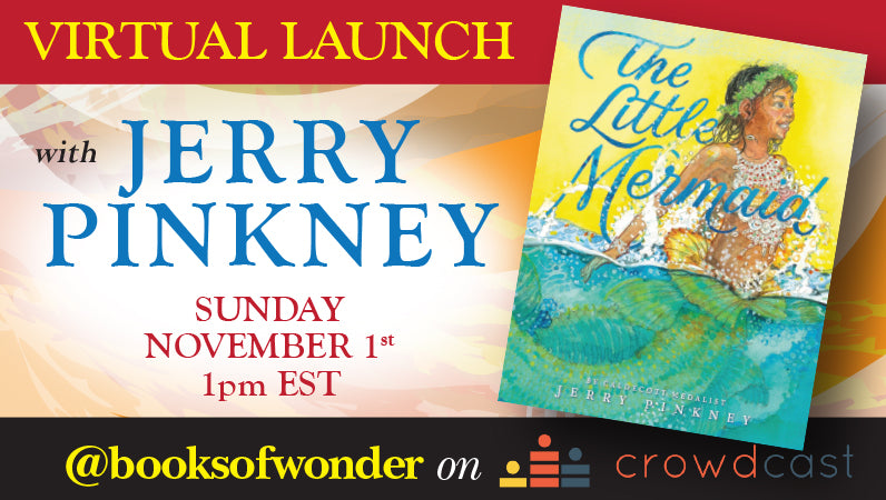 Launch Event for The Little Mermaid by Jerry Pinkney