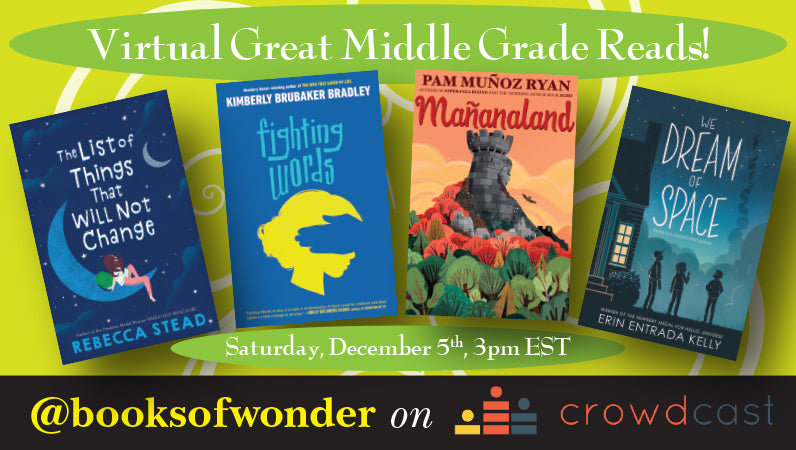 Great Middle Grade Reads