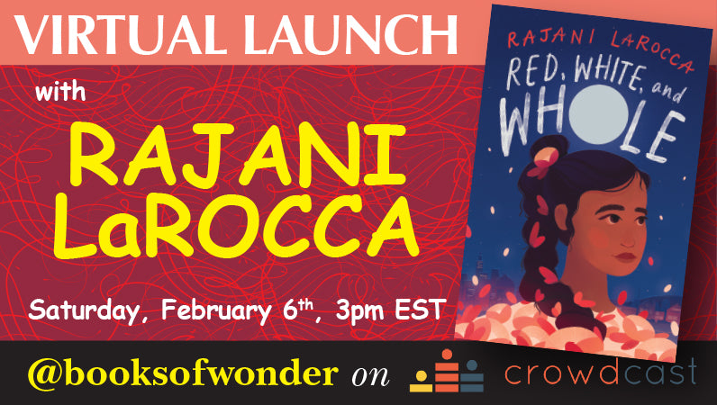 Launch Event For Red, White, and Whole By Rajani LaRocca