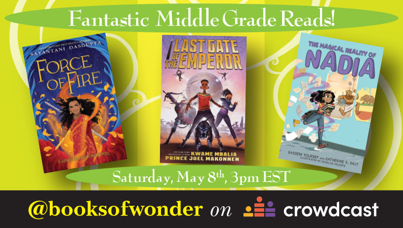 Fantastic Middle Grade Reads!