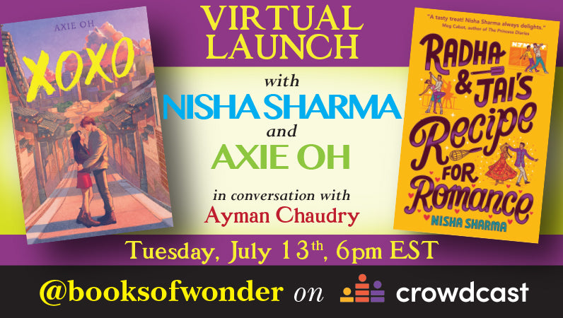 Virtual Launch Event For Radha and Jai's Recipe For Romance By Nisha Sharma