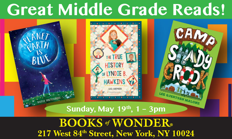 Great Middle Grade Reads - May 19th