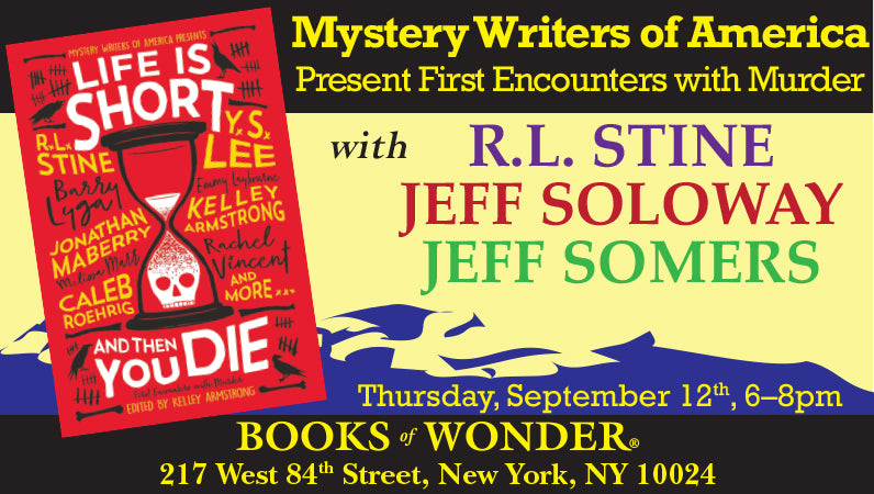 Mystery Writers of America Presents First Encounters with Murder