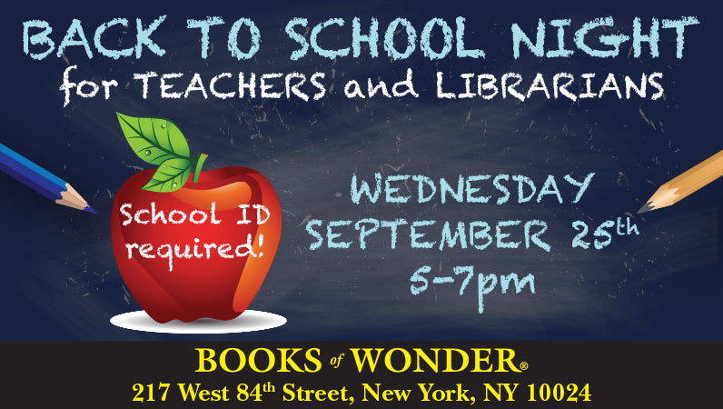 Back to School Night for Teachers and Librarians, The Sequel