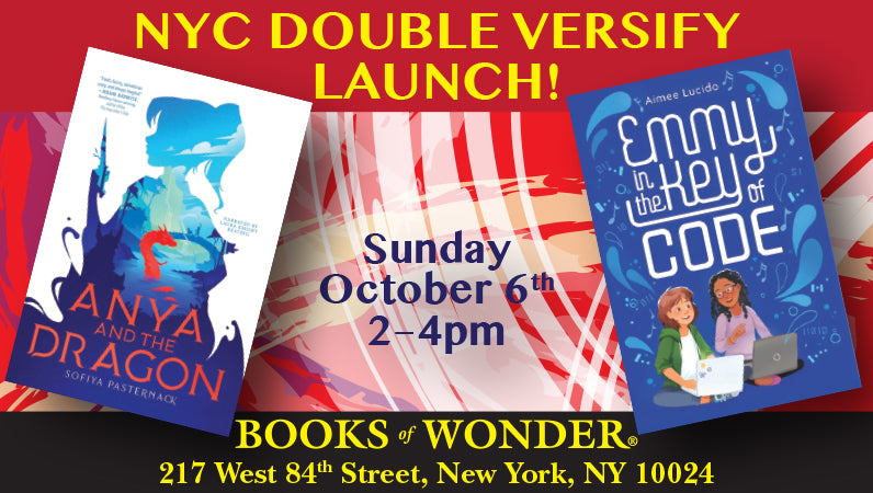 NYC Double Versify Launch!