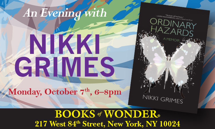 An Evening with Nikki Grimes