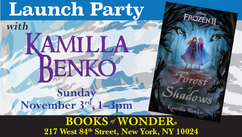 Launch Party with Kamilla Benko for Frozen 2