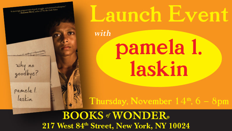 Launch Event for Why No Goodbye by Pamela L. Laskin
