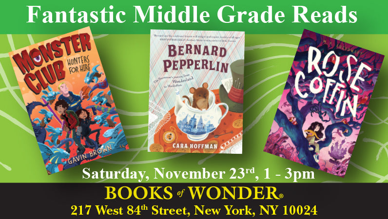 Fantastic Middle Grade Reads
