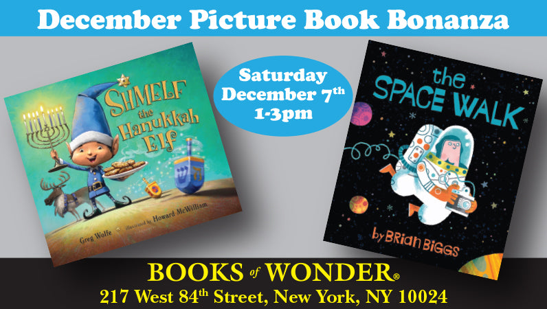 December Picture Book Bonanza