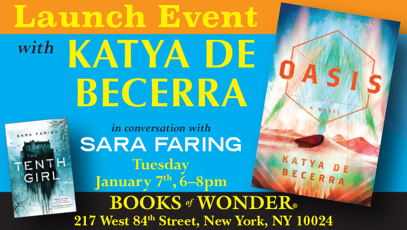 Launch Event with Katya De Becerra and Sara Faring