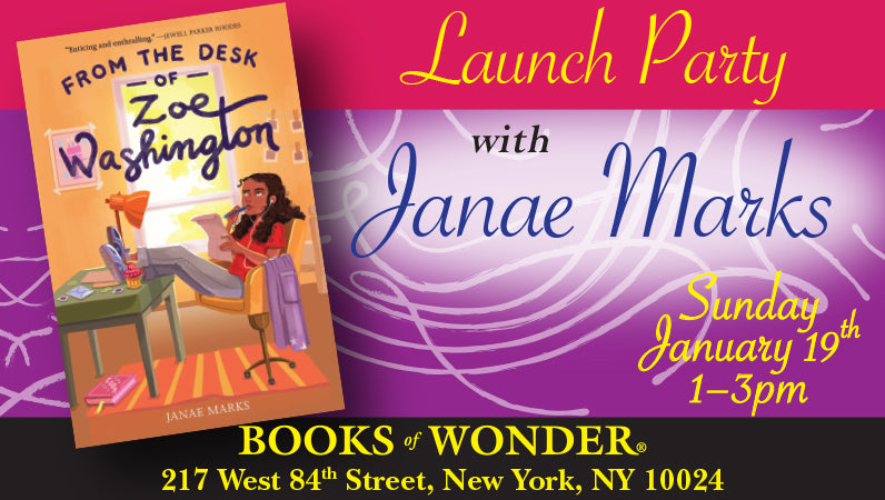 Launch Party with Janae Marks