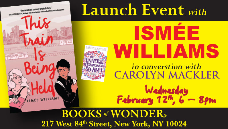 Launch Event for This Train is Being Held by Ismee Williams