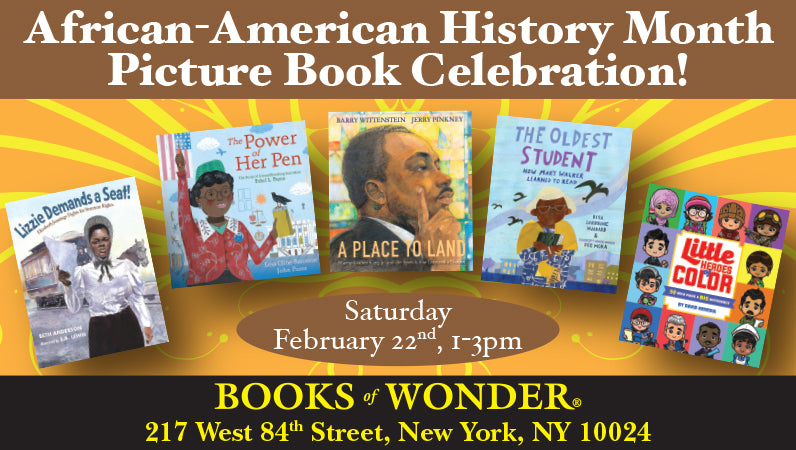 African-American History Month Picture Book Bonanza