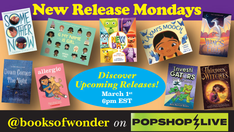 New Release Monday!