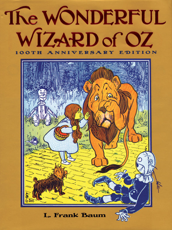 Wonderful Wizard Of Oz Books Of Wonder