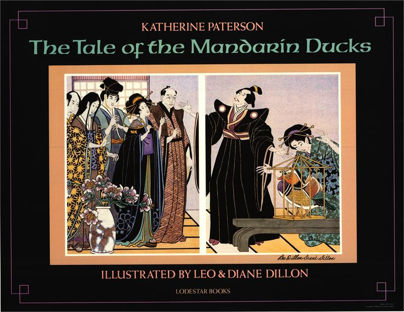 Tale of the Mandarin Ducks