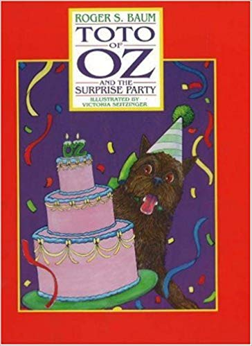 Toto of Oz and the Surprise Party