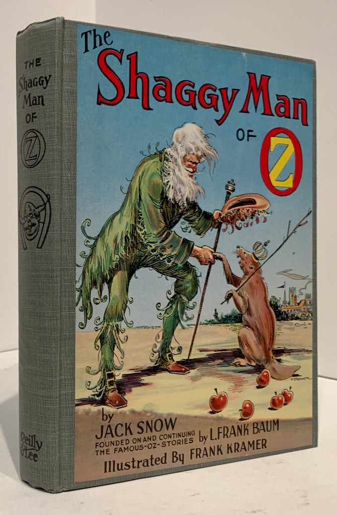 Shaggy Man of Oz