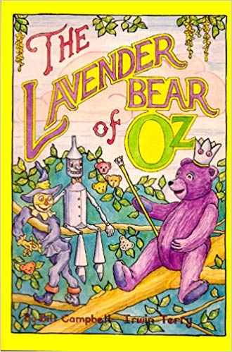 Lavender Bear in Oz