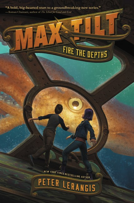 Max Tilt: Fire the Depths