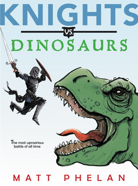 Knights vs Dinosaurs (Parkside Library)