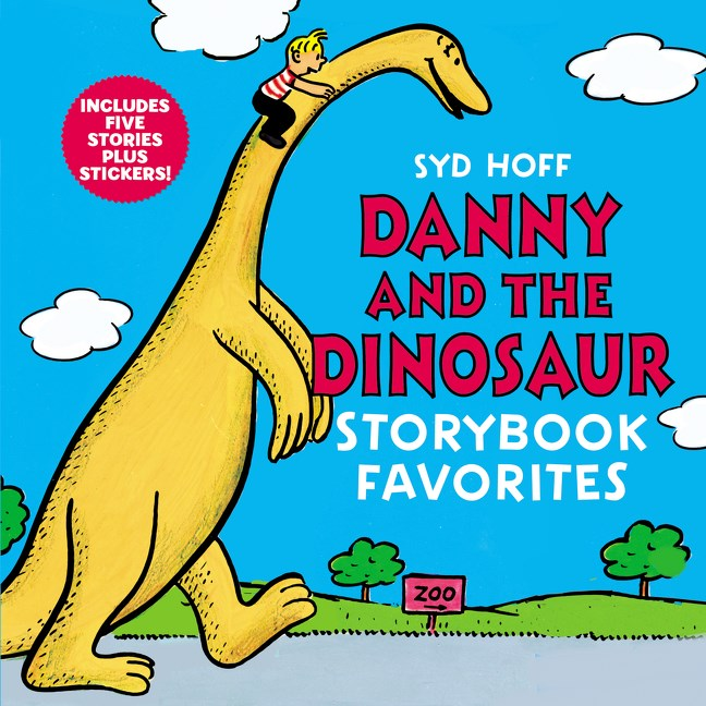 Danny and the Dinosaur Storybook Collection