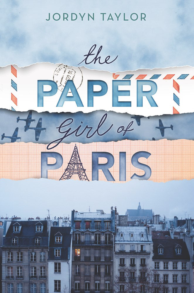 Paper Girl of Paris