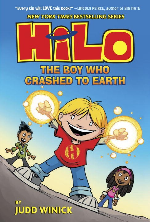 Boy Who Crashed to Earth