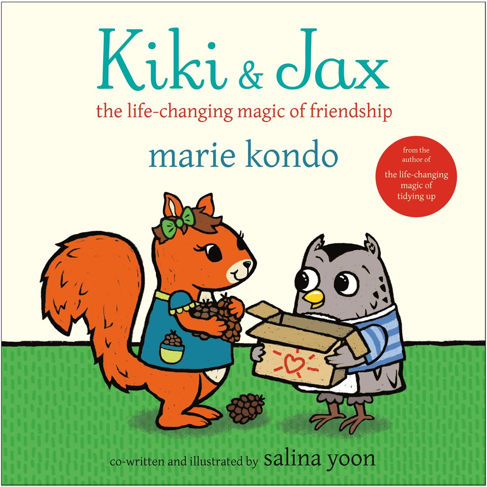 Kiki & Jax: The Life-Chaging Magic of Friendship