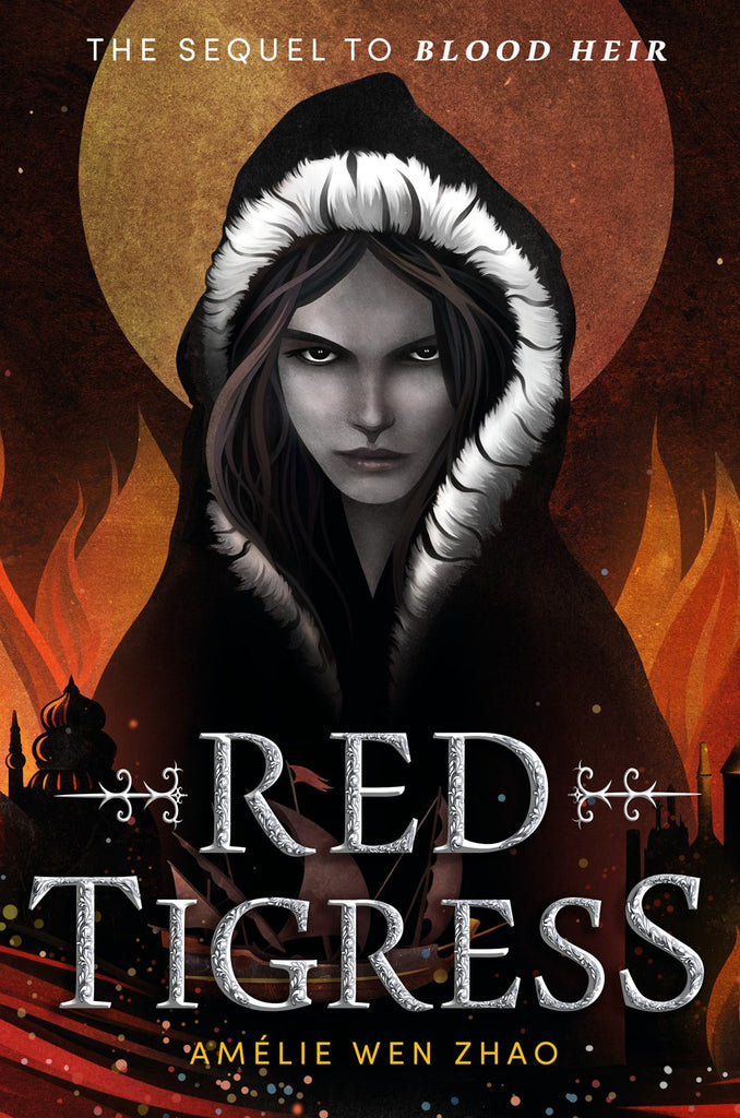 Red Tigress