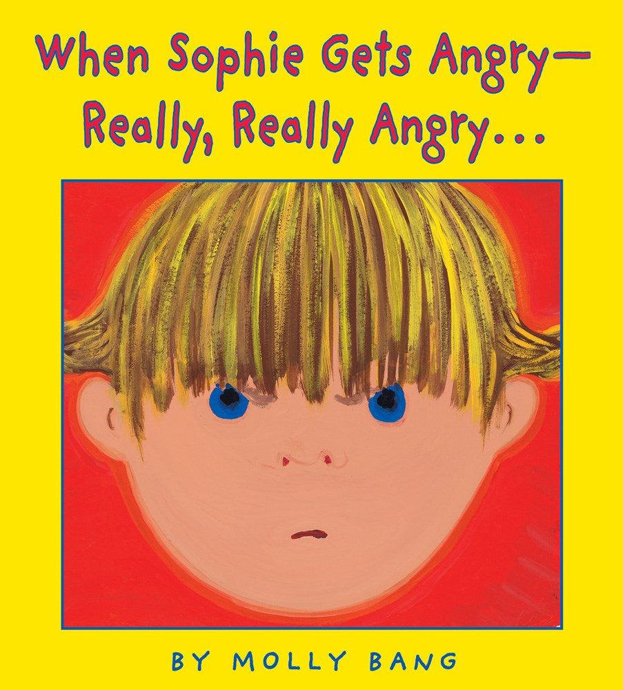 When Sophie gets Angry, Really Really Angry... (Parkside Class Occupational Therapy)