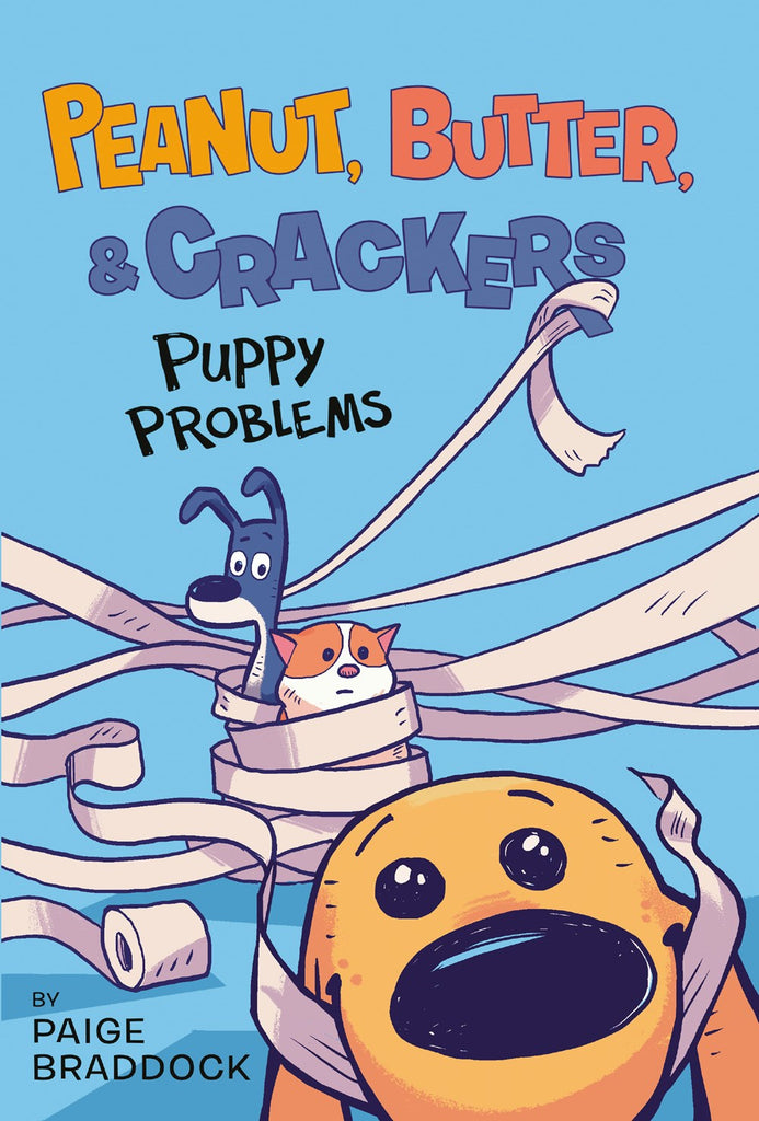 Peanut, Butter, and Crackers (Parkside Book Fair)