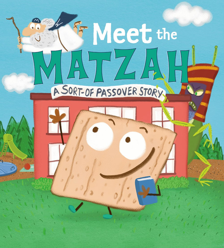 Meet the Matzah*