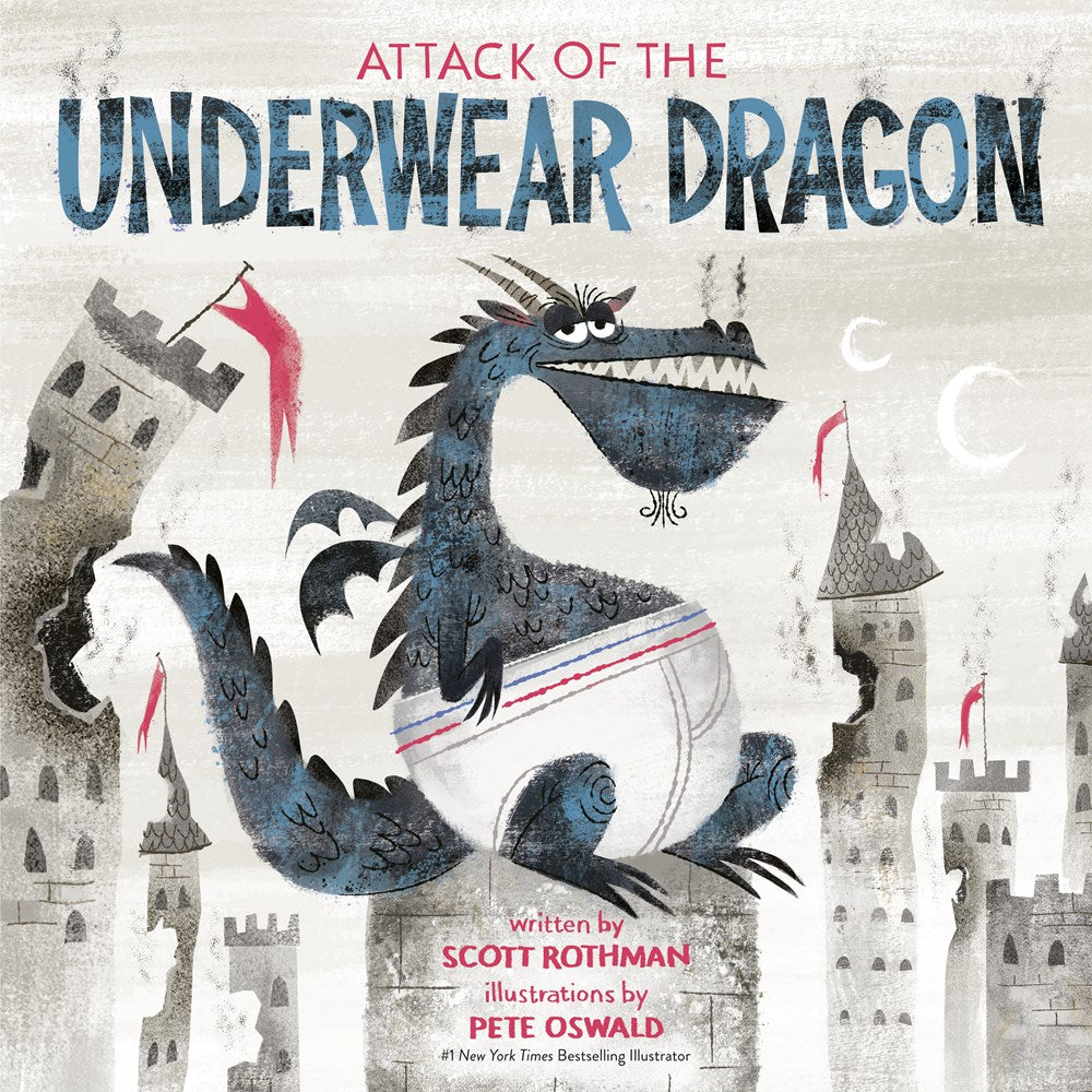 Attack of the Underwear Dragon (Parkside Class 4-4)