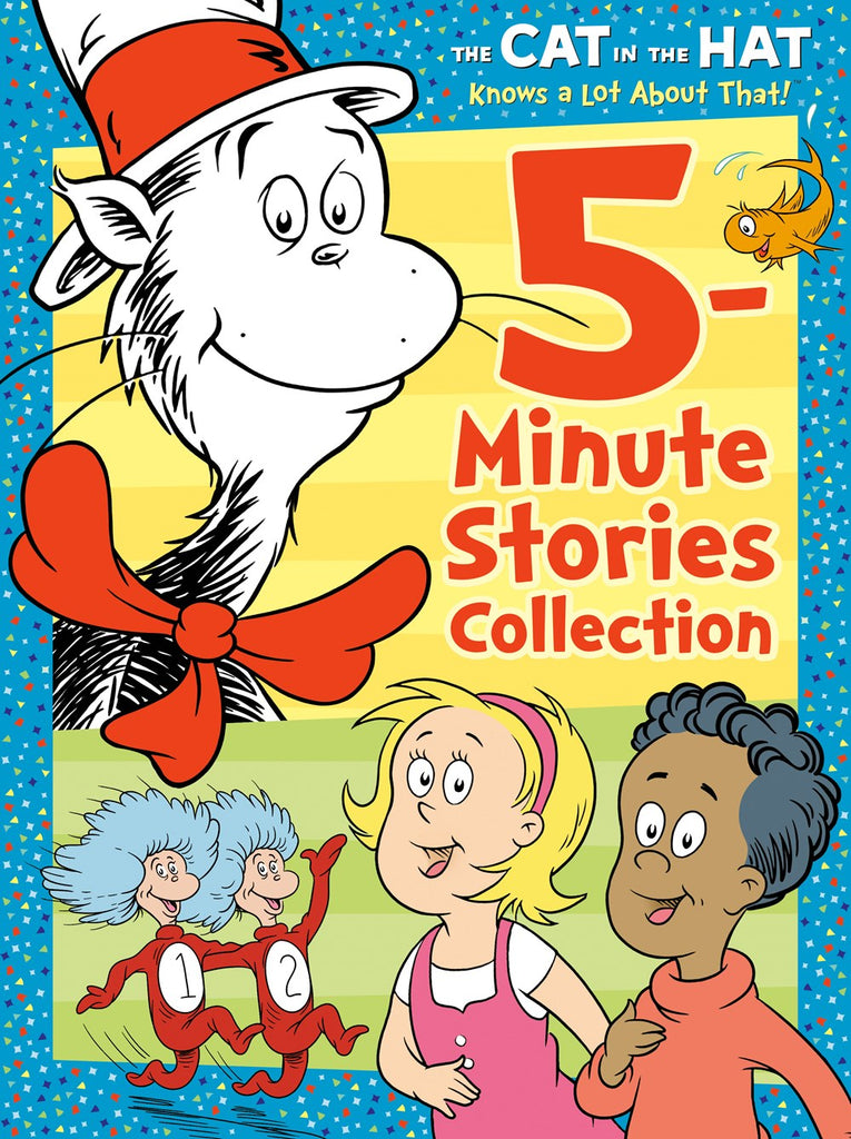Cat in the Hat Knows a Lot About That 5-Minute Stories Collection