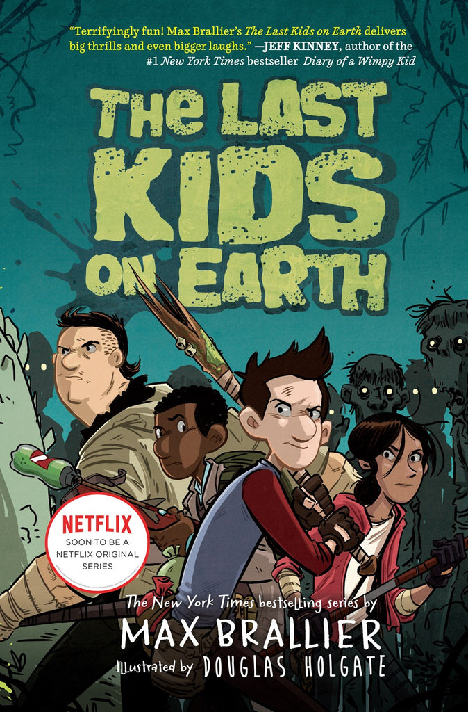 Last Kids on Earth (Parkside Book Fair)