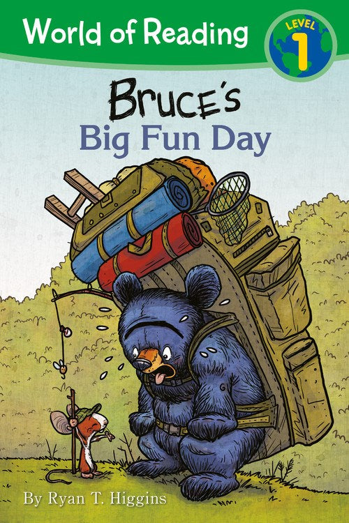 Mother Bruce: Bruce's Big Fun Day