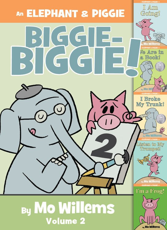 Elephant & Piggie Biggie Volume 2!