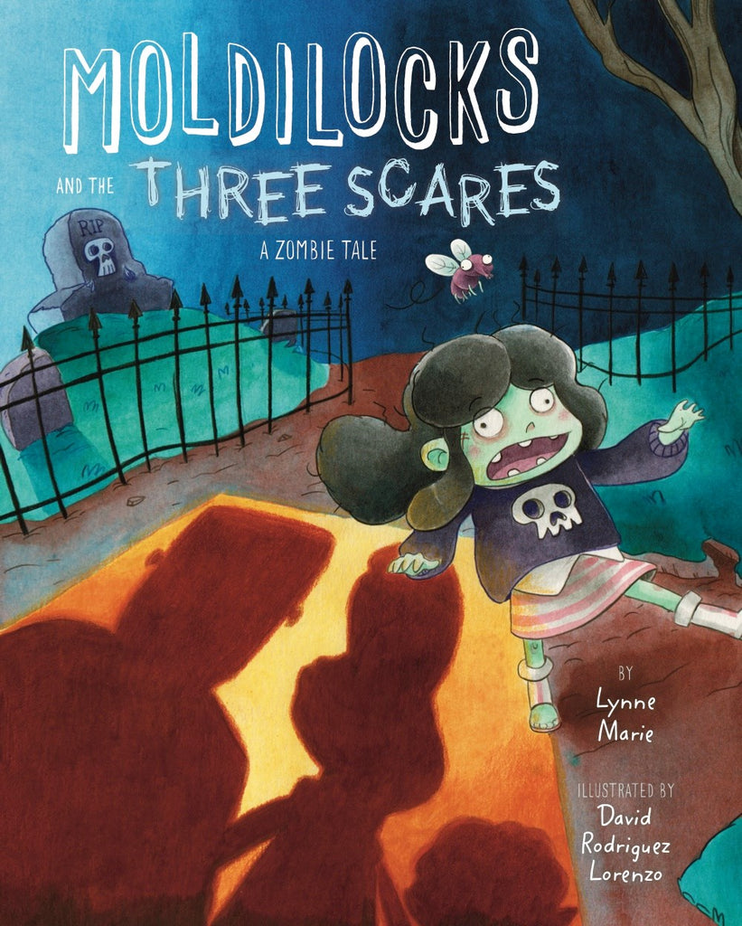 "Moldilocks and the Three Scares"" A Zombie Tale"