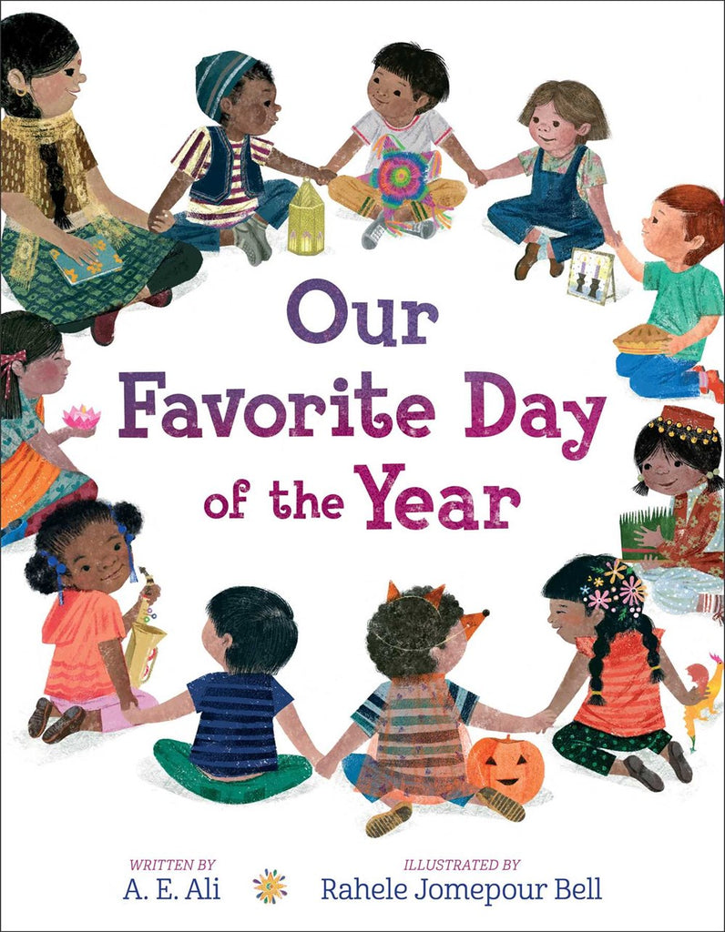 Our Favorite Day of the Year (Parkside Class 3-4)