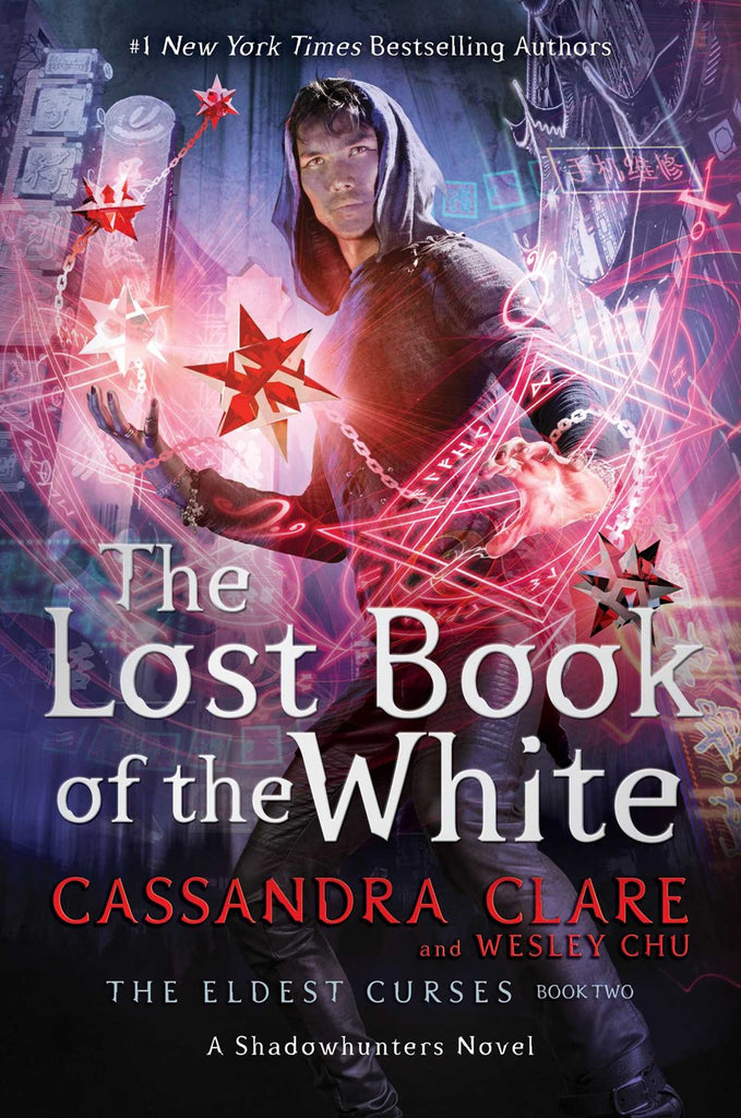Lost Book of the White*